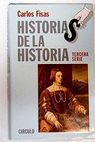 9788422625018: Historias de la historia. Tercera serie