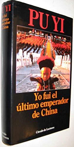 YO FUI EL ULTIMO EMPERADOR DE CHINA.: PU YI, Aisin