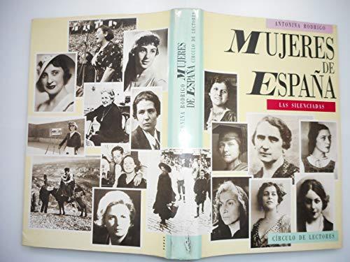9788422625247: Mujeres de España : las silenciadas