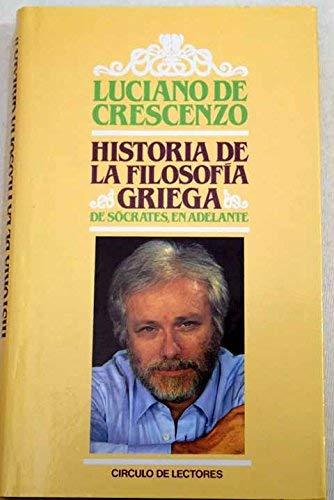 9788422625254: Historia de la filosofía griega II