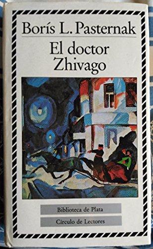 9788422626831: EL DOCTOR ZHIVAGO (Jivago)