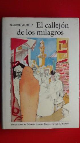9788422627524: EL CALLEJON DE LOS MILAGROS