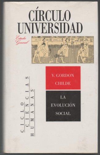 9788422628255: La evolución social