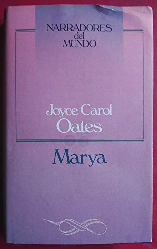 9788422629160: MARYA