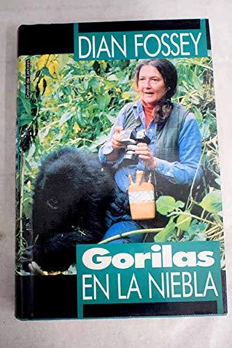 9788422629276: Gorilas en la Niebla