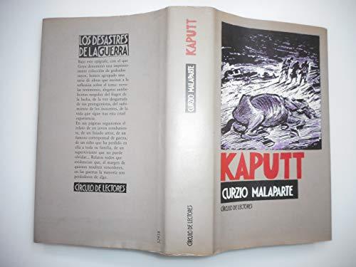 9788422629764: Kaputt