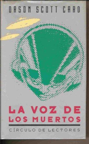 9788422630210: LA VOZ DE LOS MUERTOS