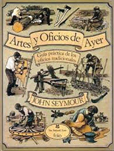 9788422630401: Artes y oficios de ayer