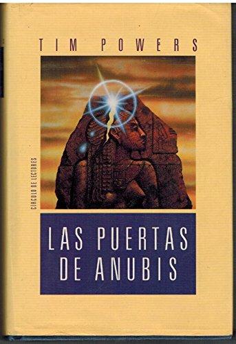 9788422632214: Las puertas de Anubis