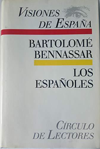 9788422633372: Españoles. los. actitudes y mentalidad