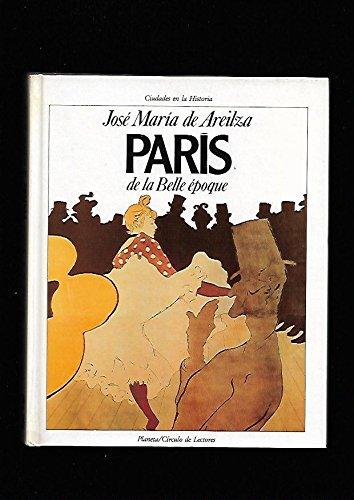 9788422633853: París de la belle époque