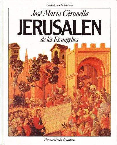 9788422633921: JERUSALEN DE LOS EVANGELIOS