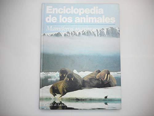 9788422635277: Enciclopedia de los animales. Mamíferos marinos