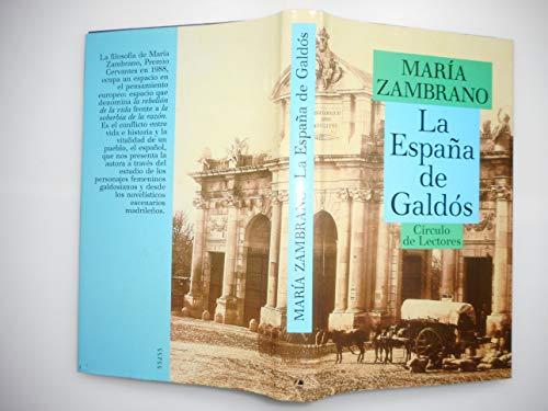 9788422636113: España de galdos