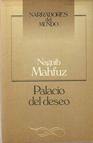 9788422636243: PALACIO DEL DESEO
