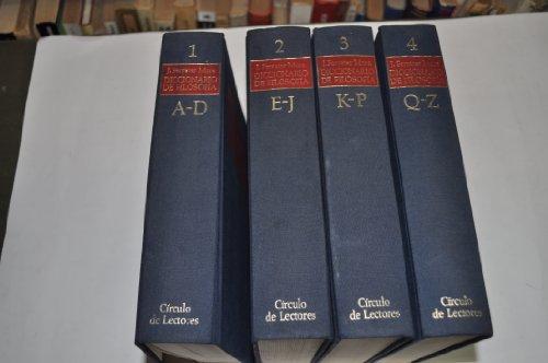9788422636960: Diccionario de filosofia