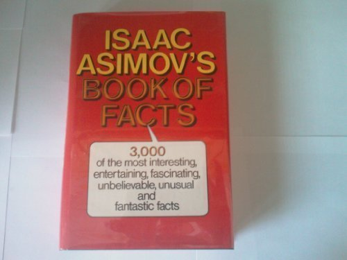 9788422637707: Isaac Asimov's Book of Facts