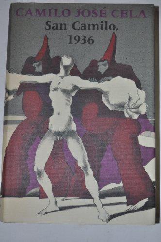 9788422640356: San camilo 1936