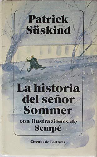 9788422640493: LA HISTORIA DEL SEÑOR SOMMER