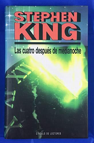9788422641155: LAS CUATRO DESPUES DE MEDIANOCHE (El policia de la Biblioteca / El perro de la polaroid)