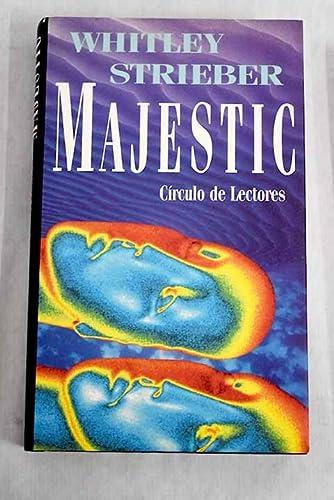 9788422643067: Majestic