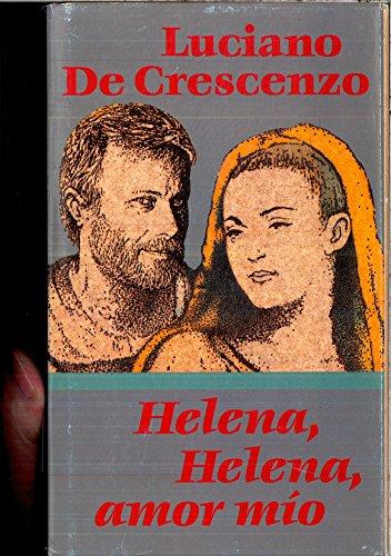 9788422643241: HELENA, HELENA, AMOR MIO.