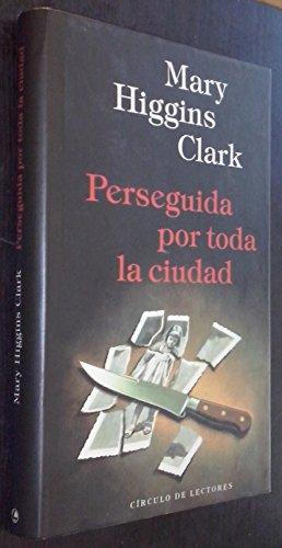 9788422645993: PERSEGUIDA POR TODA LA CIUDAD