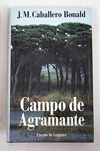 9788422646884: CAMPO DE AGRAMANTE