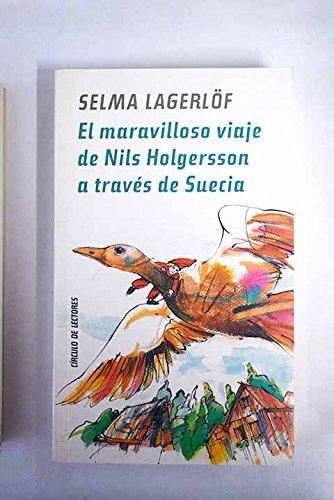 9788422647027: Maravilloso viaje de nils holgersson a traves de Suecia, el