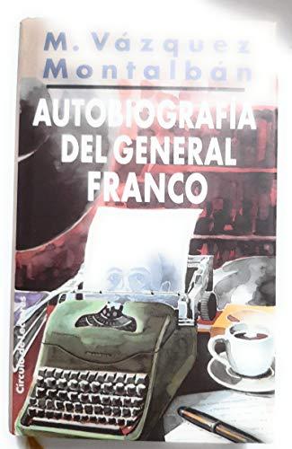 9788422647331: Autobiografía del general Franco