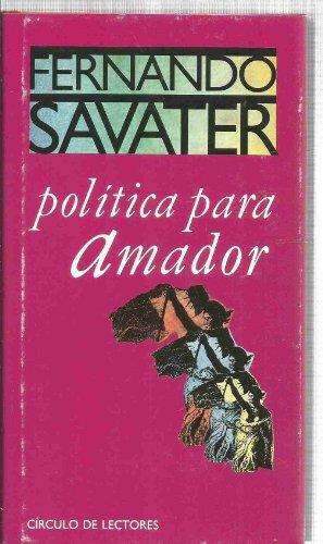 9788422647560: POLÍTICA PARA AMADOR