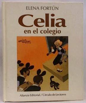 9788422647805: Celia en el colegio