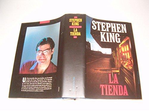 copertina libro La tienda Stephen King