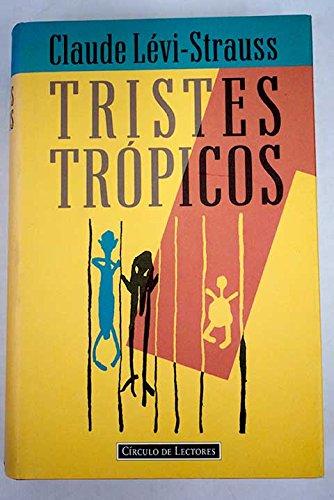 9788422650669: Tristes tropicos