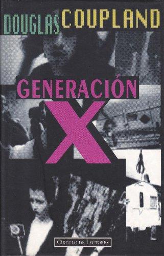 9788422651444: Generación X