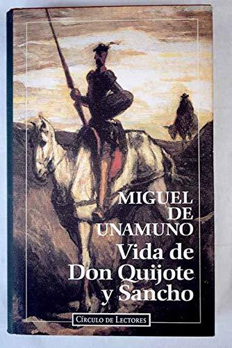 9788422652113: Vida de don quijote y Sancho