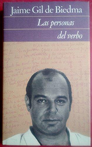 9788422652830: LAS PERSONAS DEL VERBO