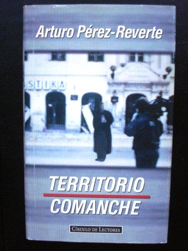 9788422653189: TERRITORIO COMANCHE.