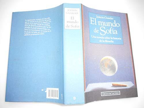 9788422653271: Mundo De Sofia Una Novela Sobre La Historia De