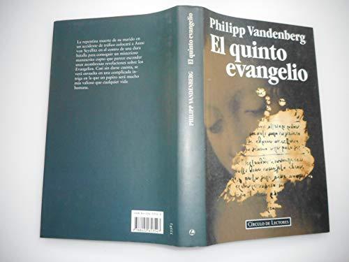 9788422653547: El quinto evangelio