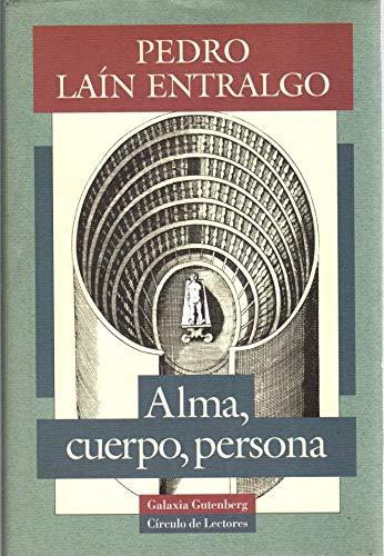 9788422653813: Alma, cuerpo, persona (Spanish Edition)
