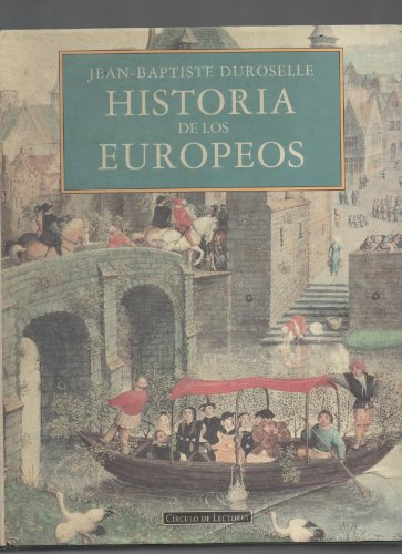 9788422654209: Historia de los europeos
