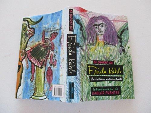 9788422654353: diario de Frida Kahlo: une íntimo autorretrato