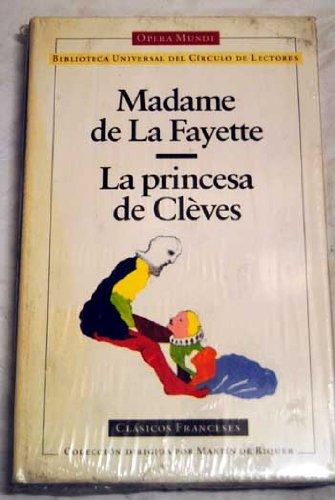 9788422654575: La princesa de Clèves