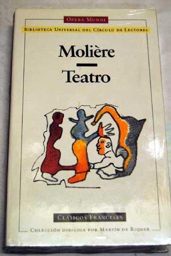 9788422654650: Teatro