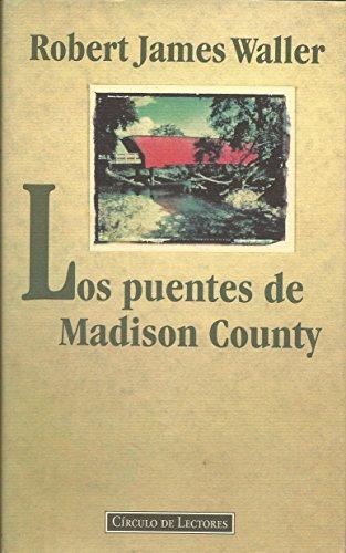 9788422656968: Puentes de Madison county