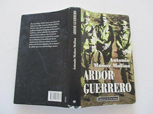 9788422657033: Ardor Guerrero