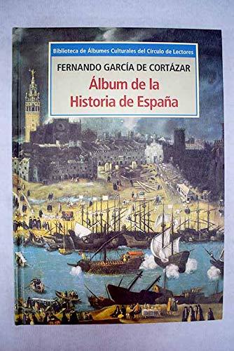 9788422657927: Álbum de la historia de España
