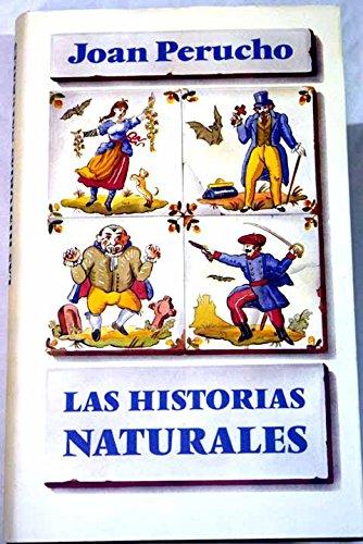 9788422658207: Las historias naturales