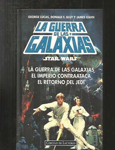 9788422658344: La guerra de las galaxias - trilogía